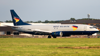 G-JMCH - Boeing 737-476(SF) - West Atlantic Airlines