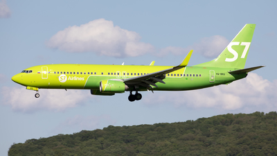 A picture of VQBRQ - Boeing 7378LP - S7 Airlines - © Hanjo Schrenk