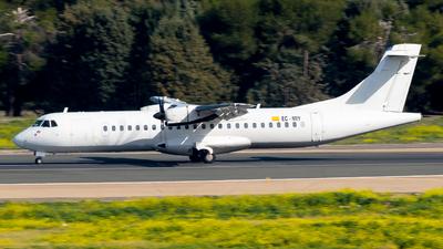 EC-MIY - ATR 72-212A(500) - Swiftair