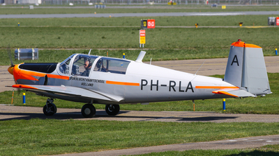 PH-RLA - Saab 91D Safir - Private