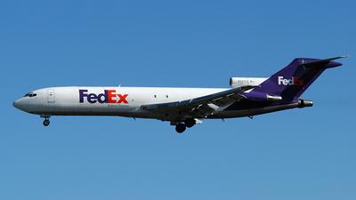 N287FE - Boeing 727-233(Adv)(F) - FedEx