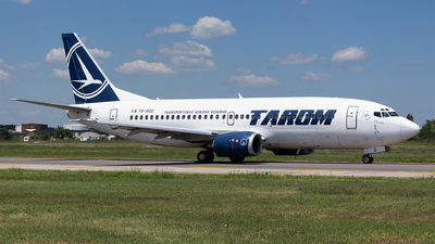A picture of YRBGD - Boeing 73738J - Tarom - © Robert Dumitrescu