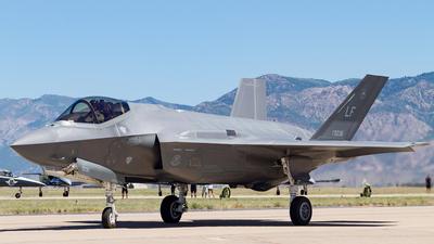 11-5036 - Lockheed Martin F-35A Lightning II - United States - US Air Force (USAF)