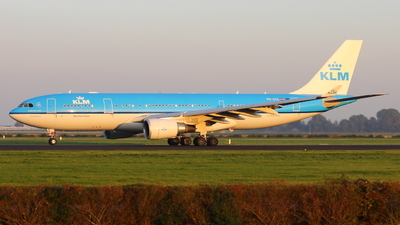 PH-AOL - Airbus A330-203 - KLM Royal Dutch Airlines
