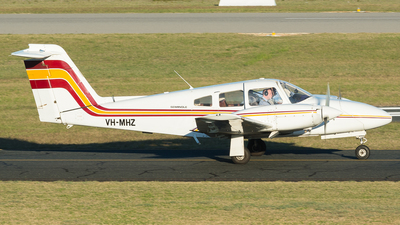 A picture of VHMHZ - Piper PA44180 Seminole - [447995103] - © Dallas Presser