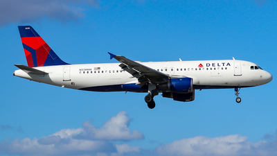 A picture of N338NW - Airbus A320212 - Delta Air Lines - © wilfredo torres