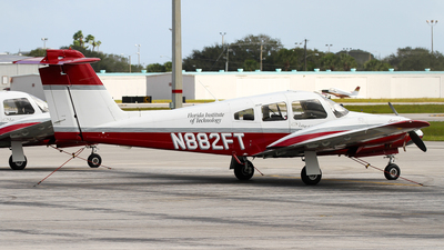 N882FT - Piper PA-44-180 Seminole - Florida Institute of Technology