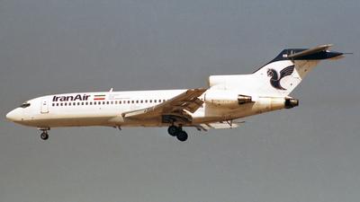 EP-IRB - Boeing 727-86 - Iran Air