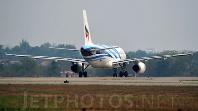 HS-PPG - Airbus A319-132 - Bangkok Airways