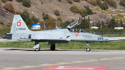 J-3044 - Northrop F-5E Tiger II - Switzerland - Air Force