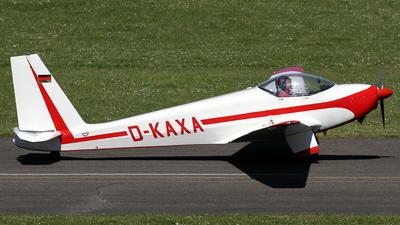 A picture of DKAXA - Schleicher ASK16 - [16032] - © Daniel Schwinn