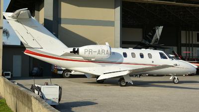 A picture of PRARA - Cessna 525 CitationJet CJ1 - [5250441] - © Thiago Almeida Denz