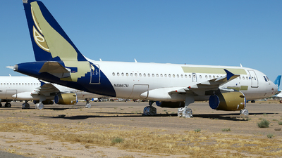 N5867U - Airbus A319-132 - Untitled
