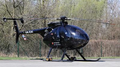 OK-EAI - Hughes 369E (500E) - Heli Czech