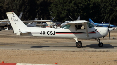 4X-CSJ - Cessna 152 - FN Aviation