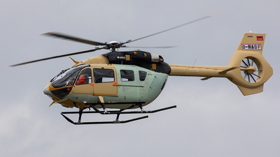 D-HADF - Eurocopter EC 145T2 - Private