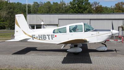 F-HBTF - Grumman American AA-5B Tiger - Private