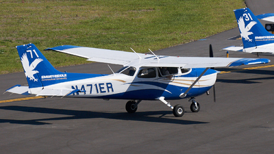A picture of N471ER - Cessna 172S Skyhawk SP -  - © Zachary Wilkie