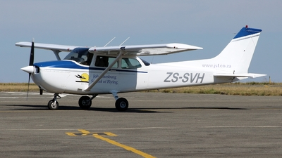 ZS-SVH - Cessna 172P Skyhawk - Johannesburg School of Flying