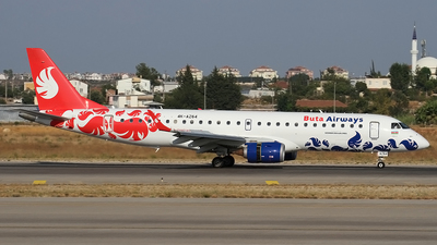 4K-AZ64 - Embraer 190-100IGW - Buta Airways