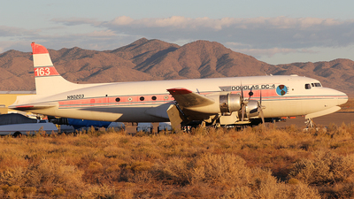 N90203 - Douglas C-54G Skymaster - AeroFlite