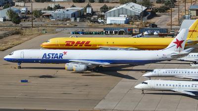 N873SJ - Douglas DC-8-73(F) - ASTAR Air Cargo
