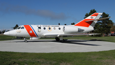 2104 - Dassault HU-25C Guardian - United States - US Coast Guard (USCG)