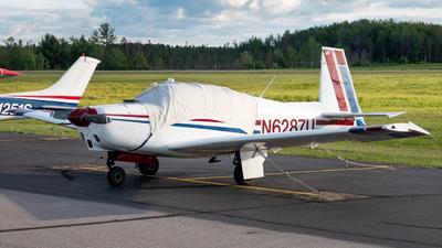 N6287U - Mooney M20C - Private