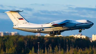 RF-78791 - Ilyushin IL-76MD - Russia - Air Force