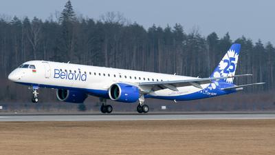 A picture of EW563PO - Embraer E195E2 - Belavia - © Dmitry Molokovich