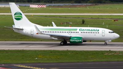 D-ABLB - Boeing 737-76J - Germania