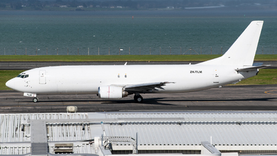 ZK-TLM - Boeing 737-42C(SF) - Airwork New Zealand