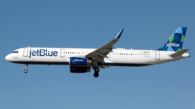 A picture of N968JT - Airbus A321231 - JetBlue Airways - © Chris Pitchacaren