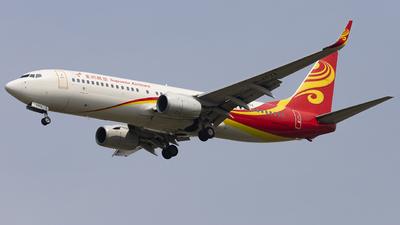 B-1571 - Boeing 737-8EH - Suparna Airlines