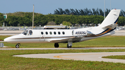 N550SJ - Cessna S550 Citation SII - Private