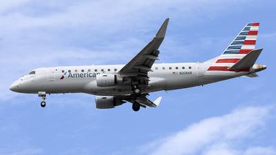 N208AN - Embraer 170-200LR - American Eagle (Envoy Air)