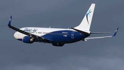 YR-BML - Boeing 737-82R - Blue Air