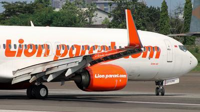 PK-LPM - Boeing 737-8GP - Lion Air
