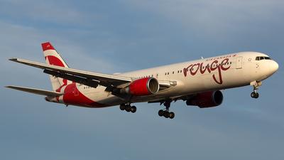 A picture of CFJZK - Boeing 7673Q8(ER) - [29386] - © Tianyi Liu