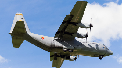 FAC1001 - Lockheed C-130B Hercules - Colombia - Air Force