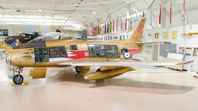 23651 - Canadair CL-13B-6 Sabre - Canada - Royal Canadian Air Force (RCAF)
