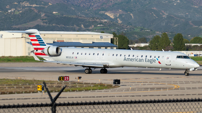 A picture of N932LR - Mitsubishi CRJ900ER - American Airlines - © Beck Ramsey