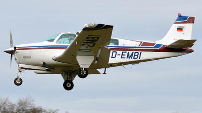 D-EMBI - Beechcraft A36 Bonanza - Private