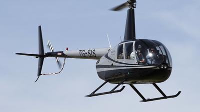 TG-SIS - Robinson R44 Raven II - Private