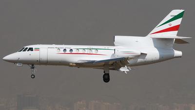 EP-TFI - Dassault Falcon 50 - Iran - Government