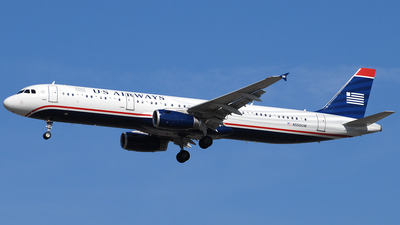N550UW - Airbus A321-231 - US Airways
