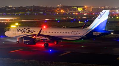 VT-IJA - Airbus A320-271N - IndiGo Airlines