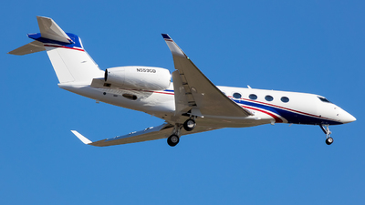 N559GD - Gulfstream G500 - Private