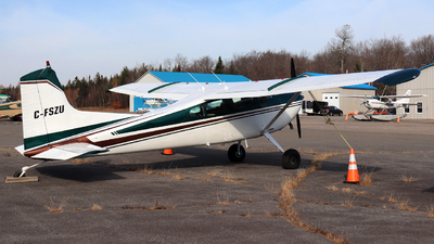 C-FSZU - Cessna 185E Skywagon - Private