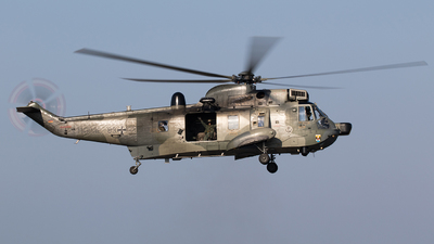 89-50 - Westland Sea King Mk.41 - Germany - Navy